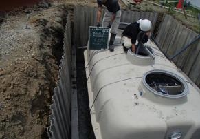 ユープライム 浄化槽 設計 施工
