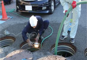 ユープライム 浄化槽 修理