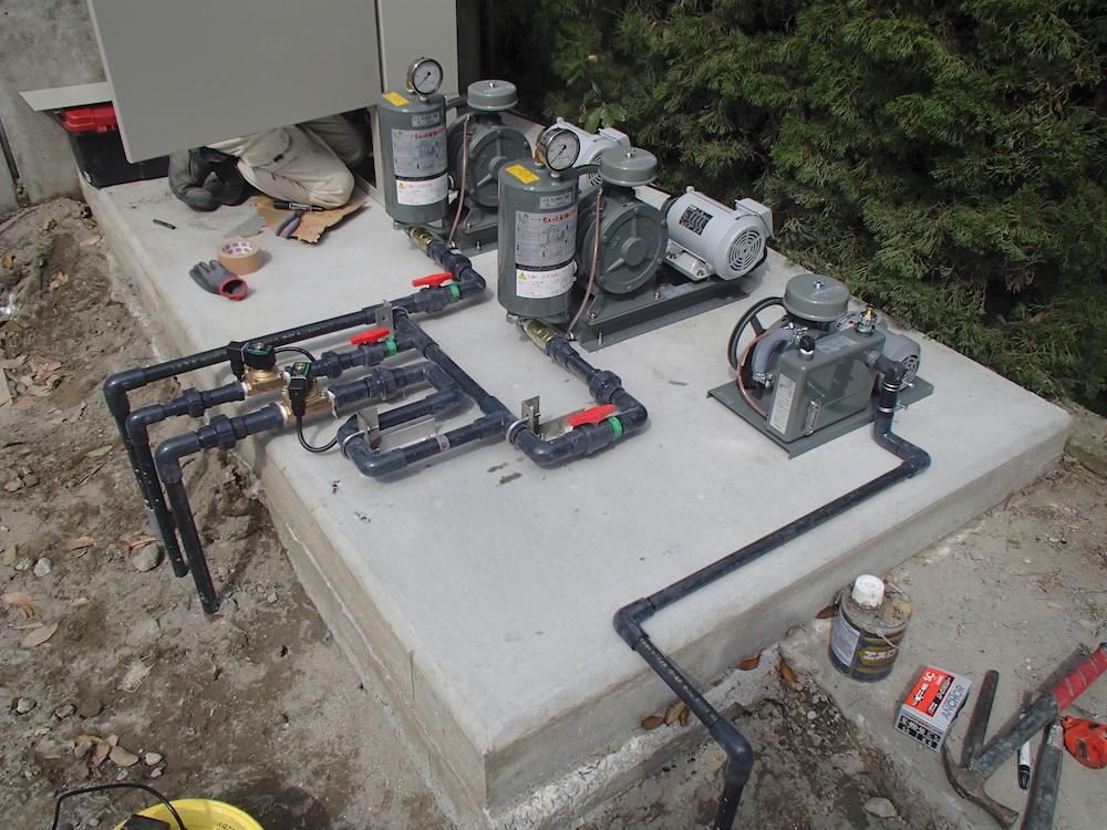 浄化槽 設備工事 ユープライム